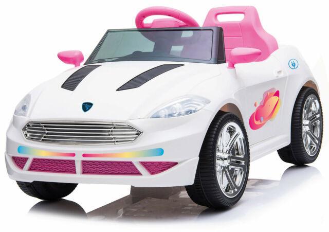 Macchina elettrica per bambini 12v miller e-city rosa
