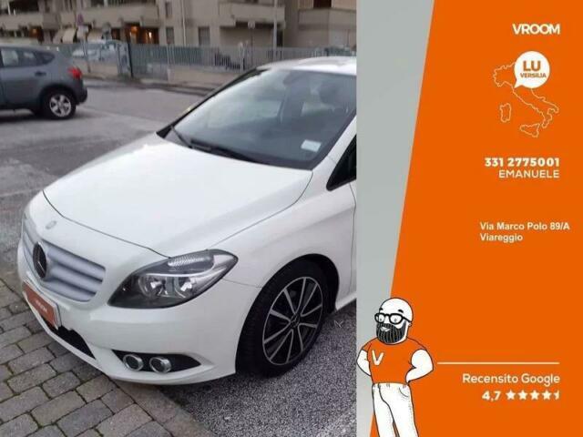 Mercedes-benz classe b b 180 cdi blueefficiency executive