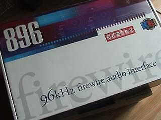 Motu 896 firewire