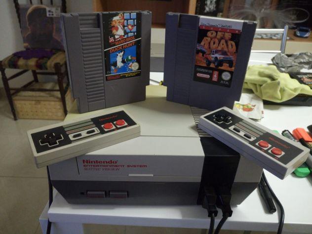 Nintendo nes con 2 controller e giochi a 60 euro