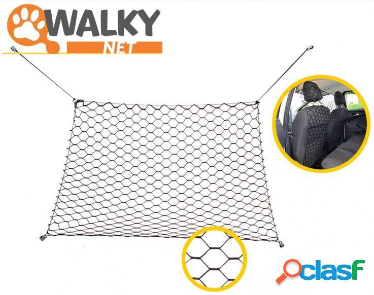 Camon walky easynet 130 x 70 cm - rete divisoria per auto