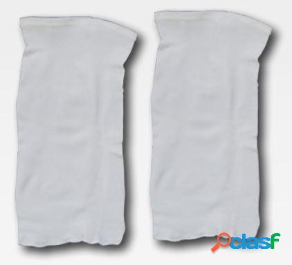 Croci sacchetto per materiale filtrante 2 pezzi per confezione