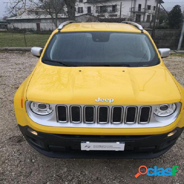 Jeep renegade diesel in vendita a montella (avellino)