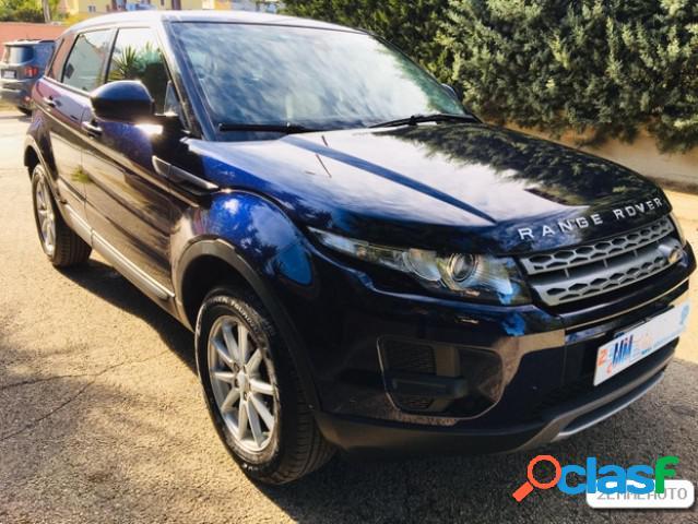 Land rover evoque diesel in vendita a toritto (bari)