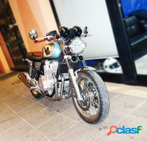 Honda cb 1100 benzina in vendita a maclodio (brescia)