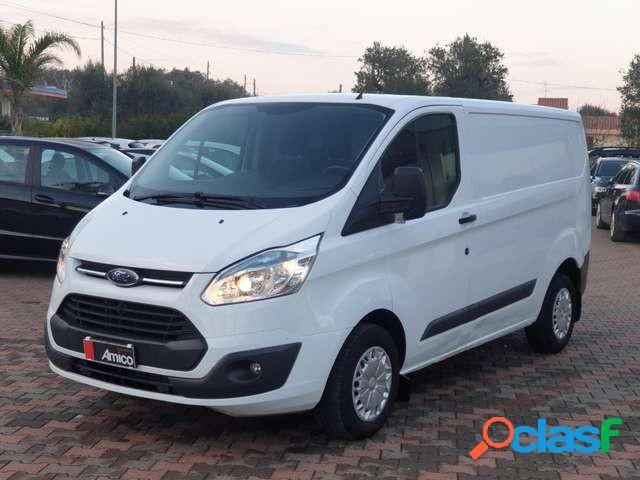 Ford transit custom diesel in vendita a san michele salentino (brindisi)