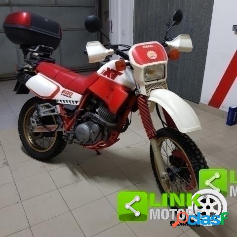 Yamaha xt 600 benzina in vendita a cagliari (cagliari)