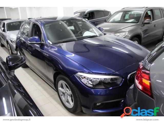 Bmw 118 d advantage aut.5p diesel in vendita a san michele salentino (brindisi)