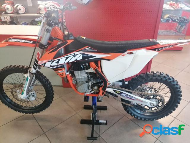 Ktm sx 450 in vendita a orzinuovi (brescia)