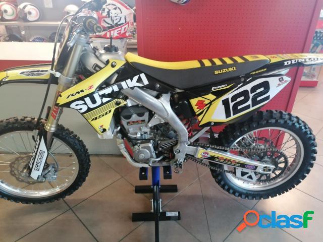Suzuki RM 450 Z in vendita a Orzinuovi (Brescia)