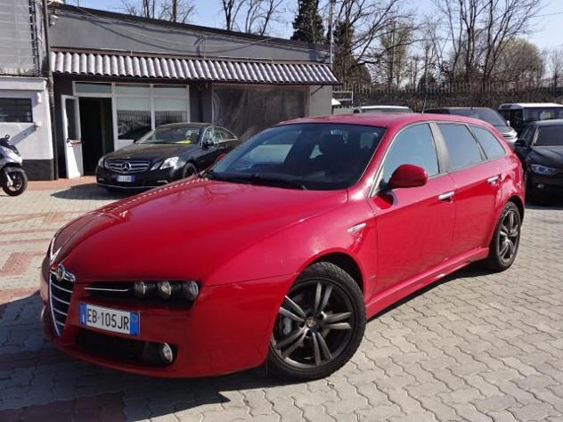 Alfa romeo 159 1.9 jtd sw distinctive 120 cv rif. 12765903