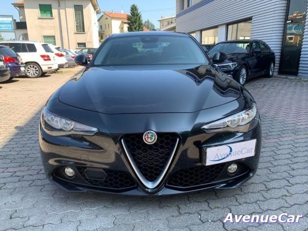 Alfa romeo giulia 2.2 turbodiesel 150cv super cambio manuale