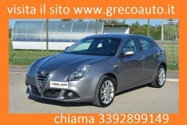 Alfa romeo giulietta 2.0 jtdm-2 150 cv distinctive rif.