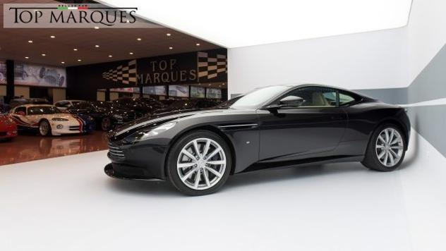 Aston martin db11 v12 coupé launch edition rif. 12768640