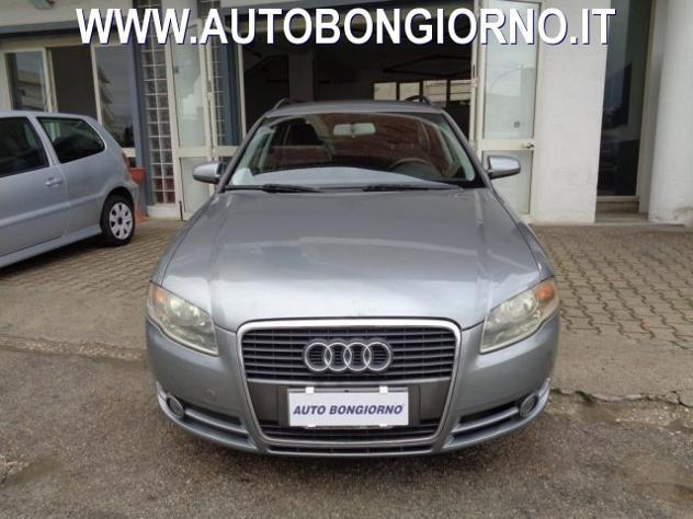 Audi a4 2.0 16v tdi avant rif. 12766640
