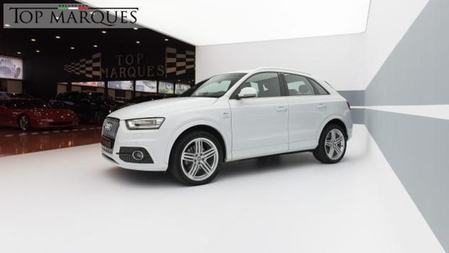 Audi q3 2.0 tdi 177 cv quattro s tronic rif. 12768657