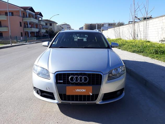 Audi a4 a4 2.0/170cv 16v tdi f.ap. avant