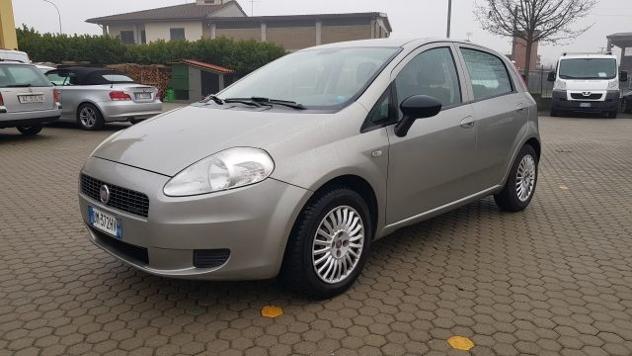 Fiat grande punto 1.3 mjt 5 porte www.canzianauto.it rif.