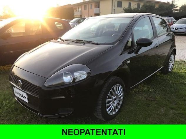 Fiat grande punto 1.4 5 porte dynamic con gpl rif. 12768899
