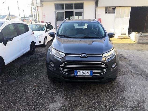 Ford ecosport 1.0 ecoboost 125 cv plus rif. 12767385