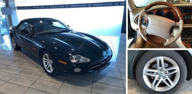 Jaguar xk8 4.2 convertibile rif. 12682162