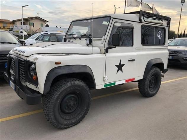 Land rover defender 90 2.4 td4 station wagon e rif. 12765941