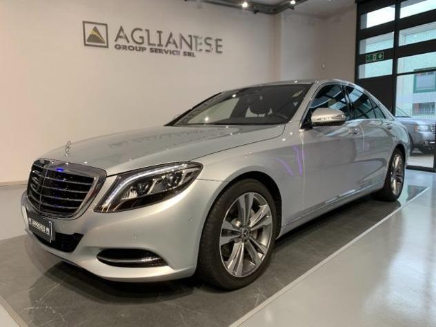 Mercedes-benz s 350 bluetec premium rif. 12768544
