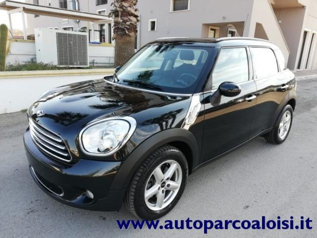 Mini countryman mini one d countryman -58 000km- rif.