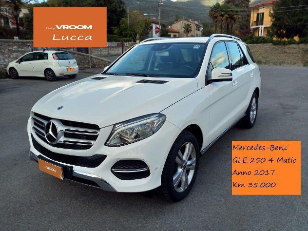 Mercedes-benz gle mercedes- benz gle 250 d 4matic executive