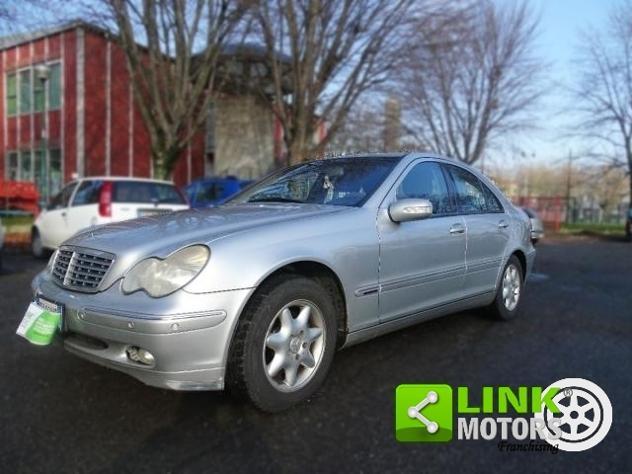 Mercedes classe c 220 cdi elegance