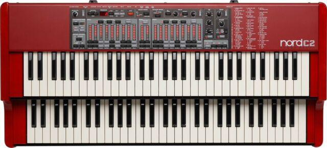 Nord c2 organo combo