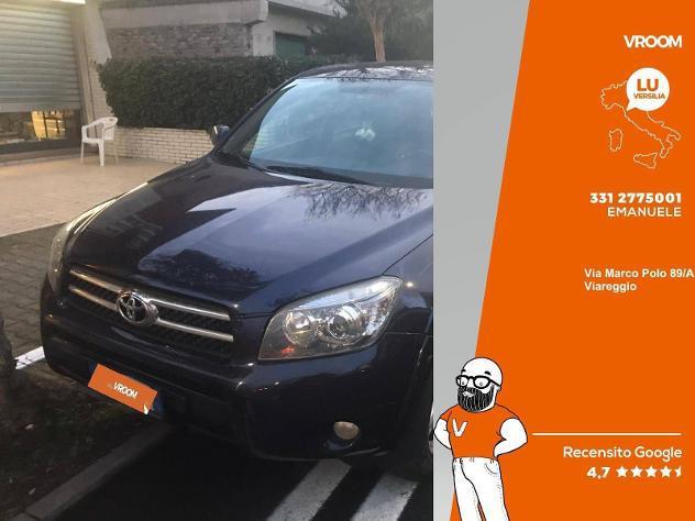 Toyota rav4 rav4 2.2 d-4d 136 cv sol