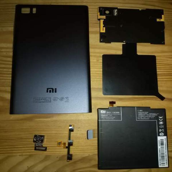 Xiaomi mi 3 vari ricambi originali