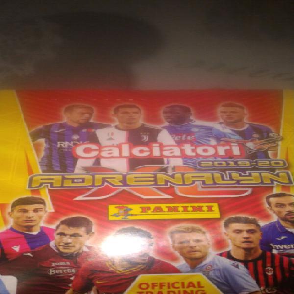 PANINI EURO 2008 SET COMPLETO ALBUM = em 08 tutti 535 sticker album vuoto