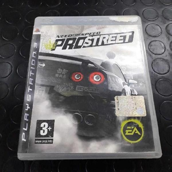 16 - ps3 - need for speed prostreet
