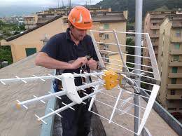 Antennista esperto terrestre e sat sky zona roma