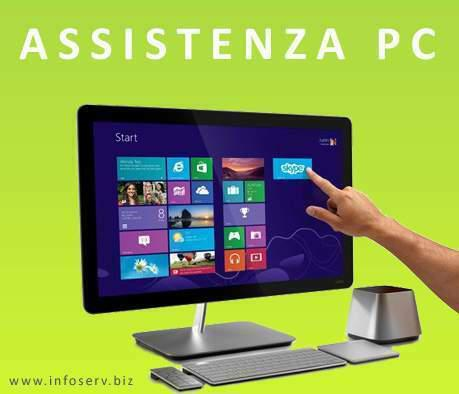 Assistenza computer pc a napoli caserta e provincia