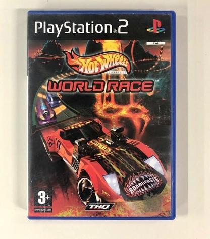 Gioco play station 2 world race