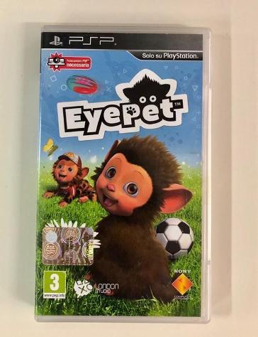 Gioco psp eyepet