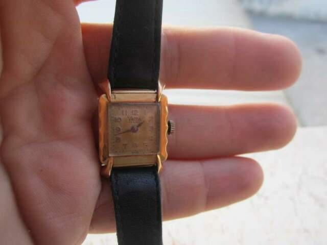 Orologio donna vetta in oro