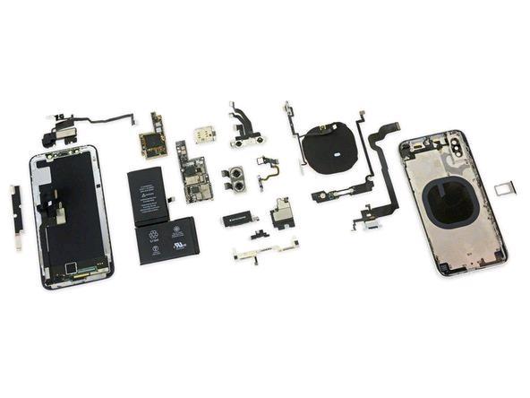 Riparazione sostituzione schermo lcd display iphone x