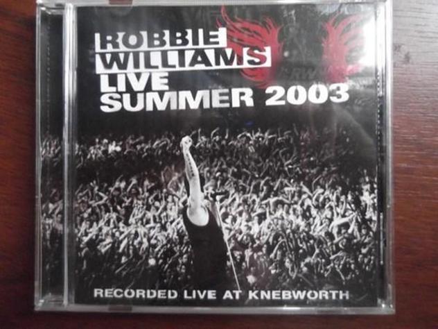 Robbie williams - live summer 2003