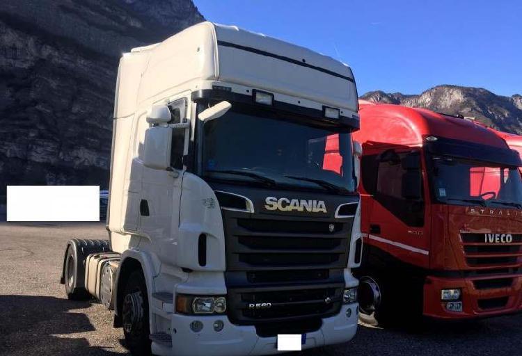 Scania R 560 Euro 5 2013