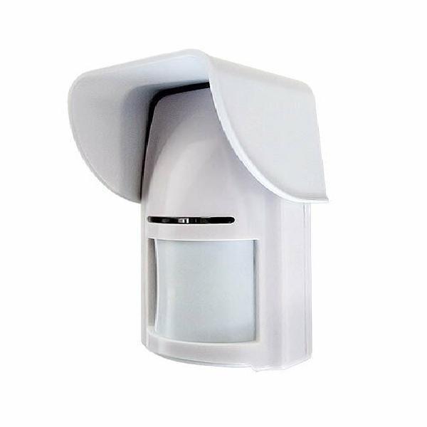 Sensore movimento pir+mw tripla tecnologia da esterno