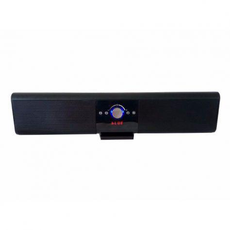 Soundbar speaker wireless tg018 bluetooth karaoke con