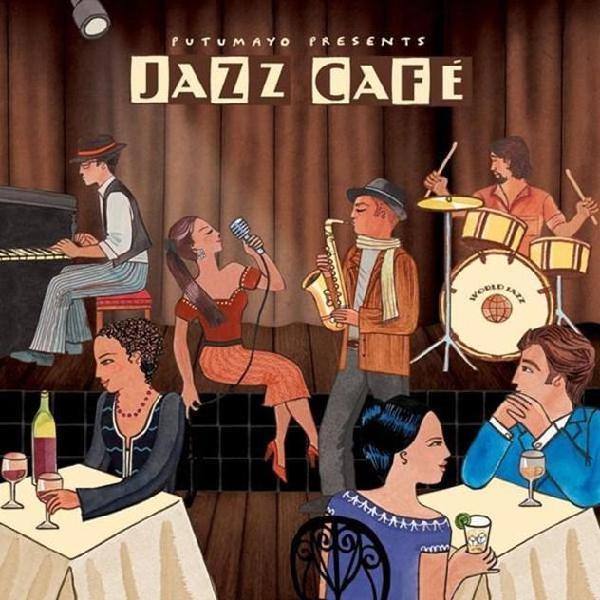 Various - jazz café