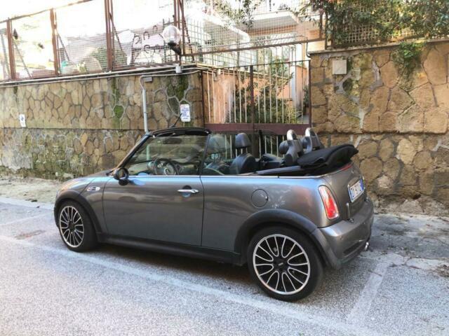 Vendesi mini cabrio 1.6 16v cooper s