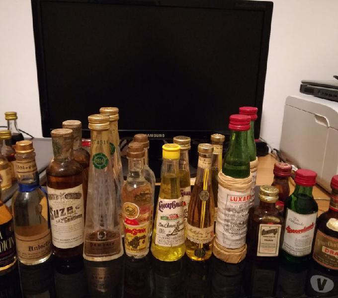 Vendo mignon liquori anni 1975-2985