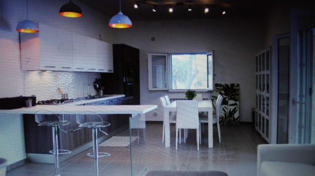 Villa indipendente, arredamento completo e moderno con