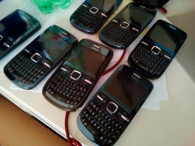 Stock telefoni marca nokia c3-00, nokia 3109